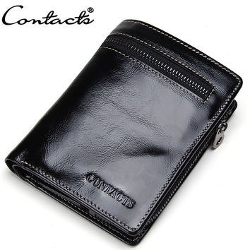 Men Wallet Leather Casual Purse [9026455363]