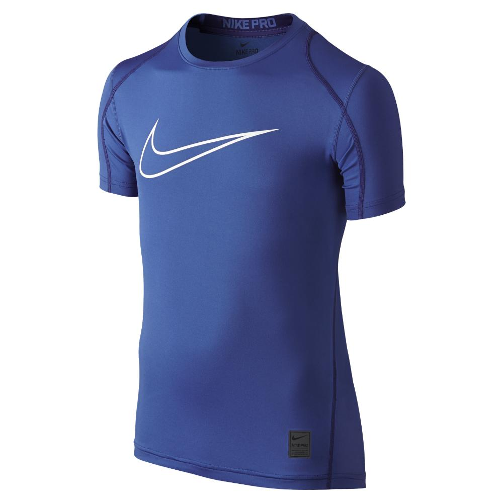 Nike Pro Cool Fitted Hbr Boys 39 Shirt From Nike