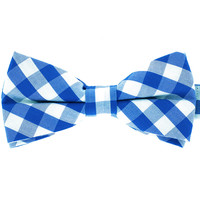 Tok Tok Designs Baby Bow Tie for 14 Months or Up (BK15, 100% Cotton)