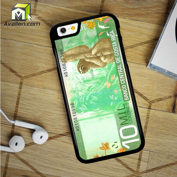 10 Million Col Sloth iPhone 6 Plus Case by Avallen