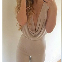 Hot Sale Sexy Jumpsuit [6049265985]