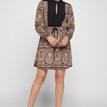 Women's BCBGeneration Printed A-Line Dress