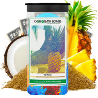 Tiki Party Cash Bath Bombs Twin Pack
