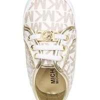 Michael Kors Baby Boerum Sneakers, Baby Girls (0-4) | macys.com