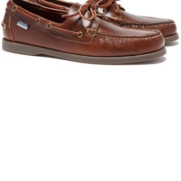 Docksides - Brown Leather