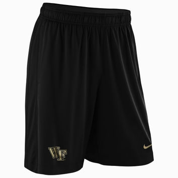 Wake Forest Demon Deacons Nike Fly Shorts – Black