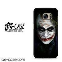 Joker Face DEAL-5932 Samsung Phonecase Cover For Samsung Galaxy S7 / S7 Edge