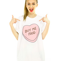 BUY ME FOOD TEE - PREORDER