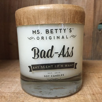 Bad Ass // Ms. Bettys
