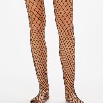Mesh tights - Socks - Bershka United States