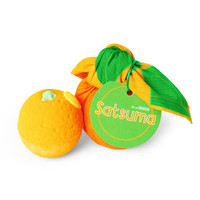 Satsuma Wrapped Gift