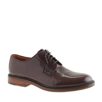 J.Crew Mens Ludlow Plain-Toe Bluchers