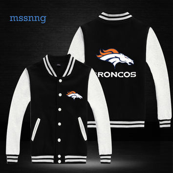 Denver Broncos Men Jacket