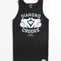 Diamond Supply Co Crook Collaboration Tank at PacSun.com