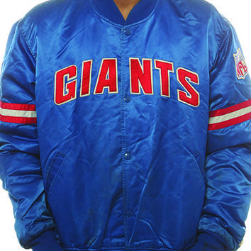 NFL New York Giants Jacket