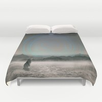 It Beckons Duvet Cover by Soaring Anchor Designs | Society6