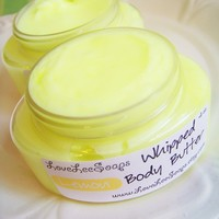 Lemon Whipped Body Butter (4 oz.)