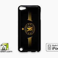 Gold Chelsea iPod Touch 5th Case Cover by Avallen