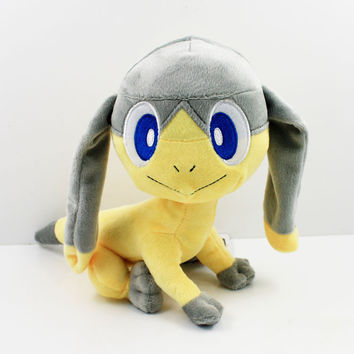Pokemon Helioptile Plush Doll Toy Stuffed Dolls 20cm Figure doll Gifts for children Free Shipping