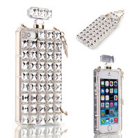 DIAMOND PERFUME CASE