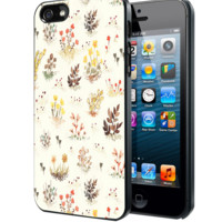 Vintage Flowers Design Samsung Galaxy S3 S4 S5 Note 3 , iPhone 4 5 5c 6 Plus , iPod 4 5 case