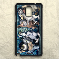 Where The Wild Things Are Samsung Galaxy Note 3 Case