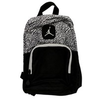 Jordan Black/Sliver Mini Backpack