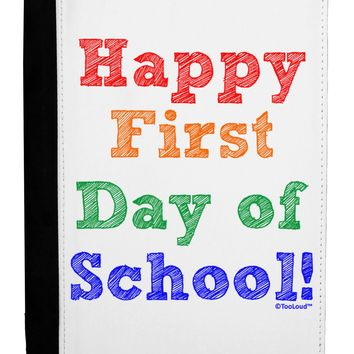 Happy First Day of School Ipad Mini Fold Stand  Case by TooLoud