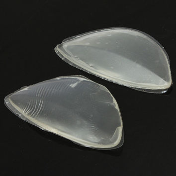 Silicone Gel Cushion High Heel Shoe Insoles Pad