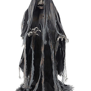 Creepy Rising Animated Doll - Spirithalloween.com