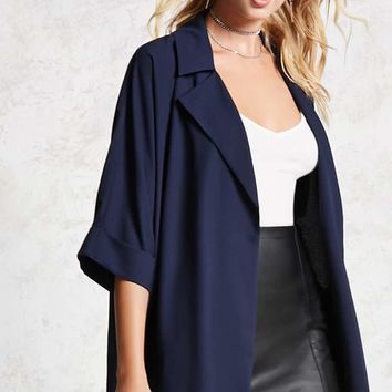 Contemporary Crepe Blazer