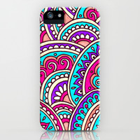 Melody iPhone & iPod Case by PeriwinklePeacoat