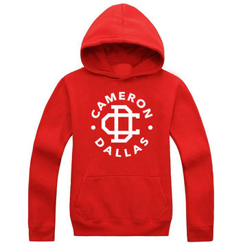 Cameron Dallas hoodie unisex adults size s-xxl