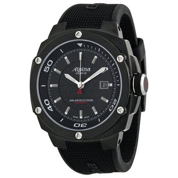Alpina Avalanche Extreme Mens Automatic Watch AL525LBB5FBAE6