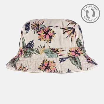 Tropical Sand Reversible Bucket Hat