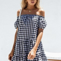 Riviera Off Shoulder Dress - Dresses by Sabo Skirt