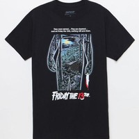 ONETOW Friday The 13th Forest Poster T-Shirt at PacSun.com