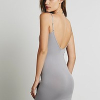 Intimately Womens Seamless Low Back Mini Slip