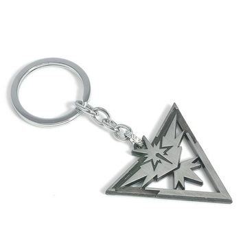 Pokemon GO Keychain Team Instinct