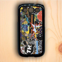 Dream colorful The Hueds Bomb Sticke Samsung Galaxy S3 Case