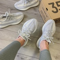 Adidas Yeezy 350 V2 Boots Static 3M Reflective Sneaker