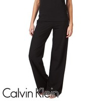 Calvin Klein CK One Cotton Pyjama Bottoms - Black