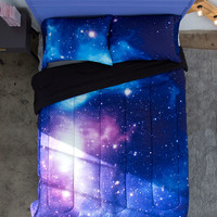 Galaxy Full/Queen Comforter