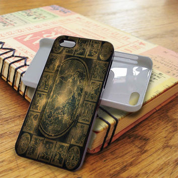 Old World Map iPhone 5C Case