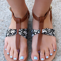 Follow the Tribe Sandal