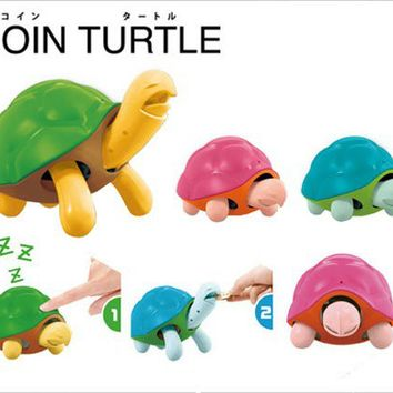 Coin Turtle Bank | GeekStuff4U: From Japan to your Doorstep