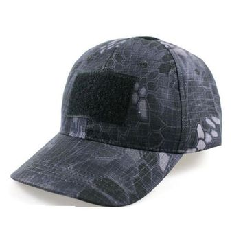caf15ad9d89 Tactical US Army Baseball Caps unisex camouflage hats adjustable. Gender   Men Brand Name  HAN WILD ...