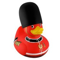 Royal Guard Rubber Duck - Collectable - Bath Toy - Best Of British - Fun and Funky Gift - Perfect for Christmas and Birthdays