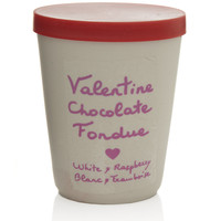 Aux Anysetiers Du Roy White Chocolate and Raspberry Fondue (200g)