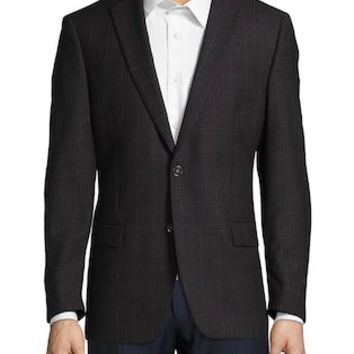 Notch Lapel Sportcoat by Brooks Brothers at Gilt
